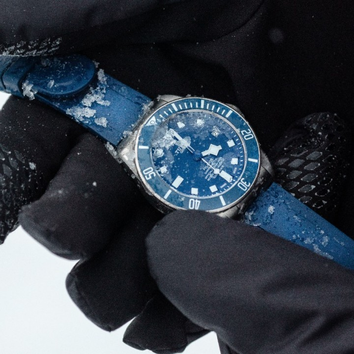 Ice Diving with Pelagos 7