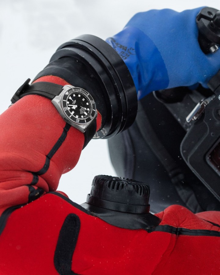 Ice Diving with Pelagos 9