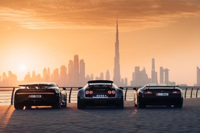 Bugatti EB110 Veyron Chiron e1000x667
