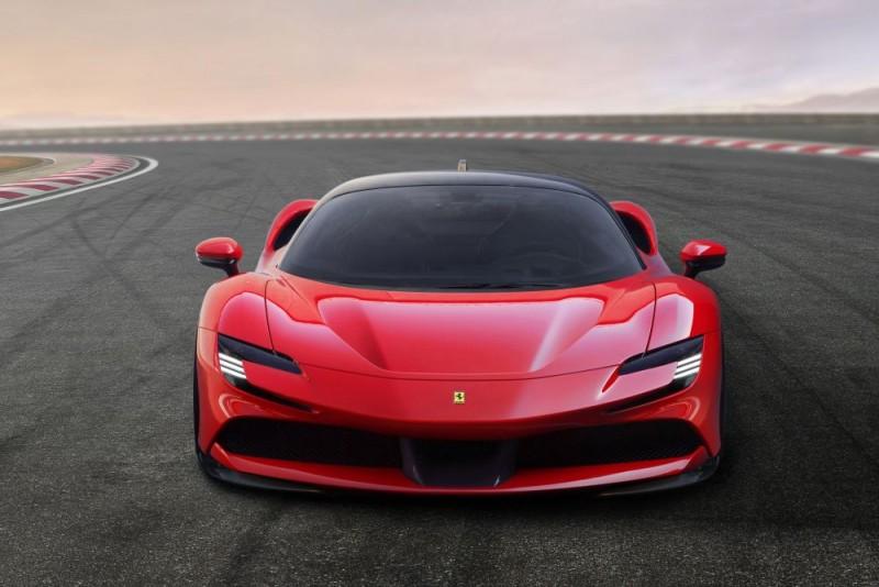Ferrari SF90 Stradale 2020 c1000x667