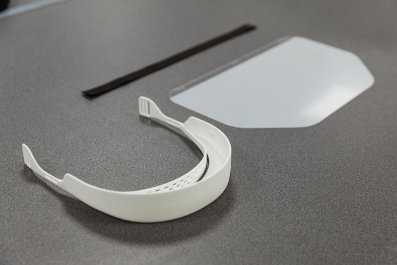 JLR 3D Printed Protective Visors g1000x667