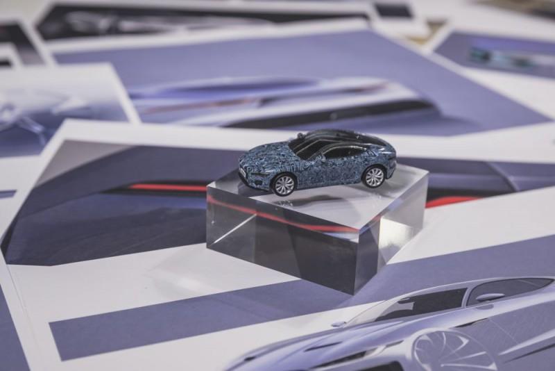 Jaguar F TYPE 2019 hotwheels c1000x667