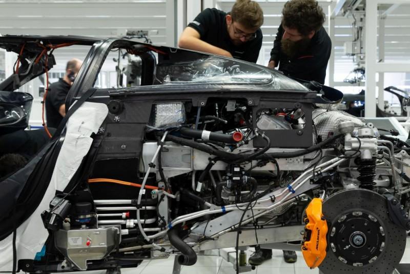 McLaren Speedtail customer order build begins 17 1000x667
