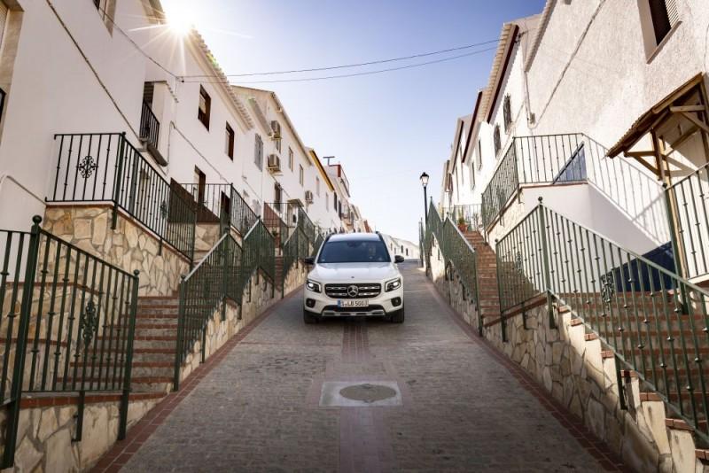 Mercedes Benz GLB 2020 o1000x667