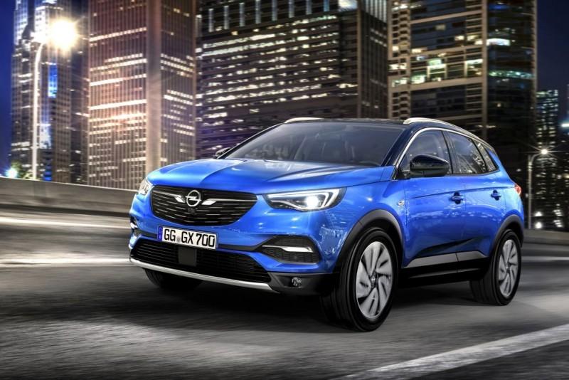 Opel Crandland X a1000x667