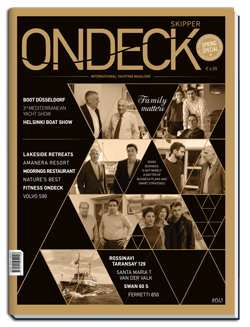 Spring Issue / Skipper ONDECK #041