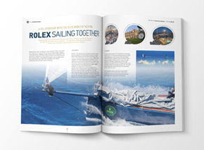 ROLEX | SAILING TOGETHER