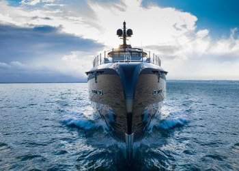 CRN Delivers The M/Y 137 Megayacht