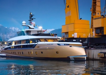 Dynamiq Flagship the 41m Stefania launched