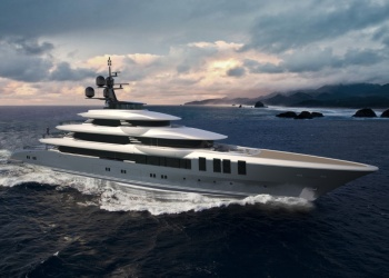 The 75-metre Project NB69 sold by Turquoise