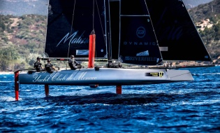 China Cup International Regatta | Skipper ONDECK - Events.Malizia-1nsp-854