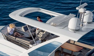 Benetti presents the new Mediterraneo 116' OLI | Skipper ONDECK - Fear_Gear.asofpot1nsp-887