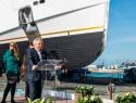 Benetti launches 70m Superyacht FB273