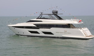 Project Marlin scale model unveiled  | Skipper ONDECK - NewLaunches.Ferretti-920nsp-887
