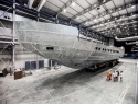 55m steel hulled Fast Displacement Laurentia is delivered | Skipper ONDECK - NewLaunches.Pershing_140nsp-887_links