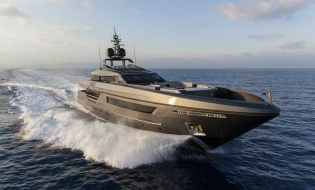 """With SD112 """"I"""", Sanlorenzo celebrates 2016 with 30 launches  