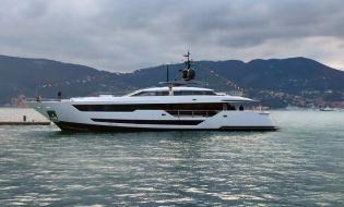 Columbus 80 reached Ancona | Skipper ONDECK - NewLaunches.customline-1nsp-887