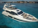 M/Y Kalliente officially unveiled in Monaco  | Skipper ONDECK - NewLaunches.sunseeker76dnsp-838_links