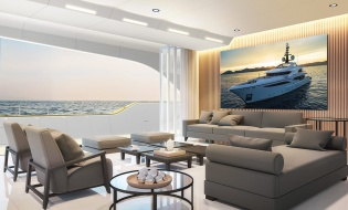 Samsung The Wall for Yachts