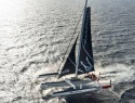 First contact with water for Swan 95 S  | Skipper ONDECK - regattas.Multi70-1nsp-836_links