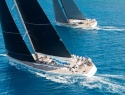 Nautor's Swan dominates in Virgin Gorda