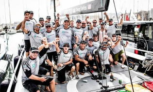 Winners Quantum Racing